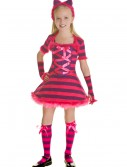Child Sassy Wonderland Cat Costume buy now