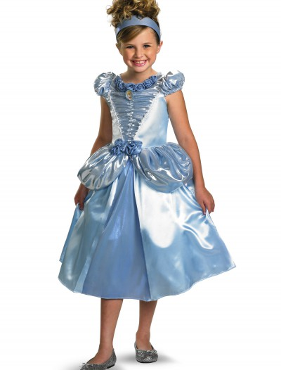 Child Shimmer Cinderella Costume buy now