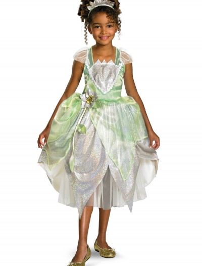 Child Shimmer Tiana Costume buy now