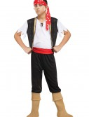Child Ship Ahoy Pirate Costume buy now