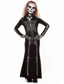 Child Skeleton Sweetie Maxi Dress buy now