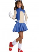 Child Sonic Girls Costume buy now