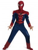 Child Spider-Man 2 Classic Muscle Costume buy now