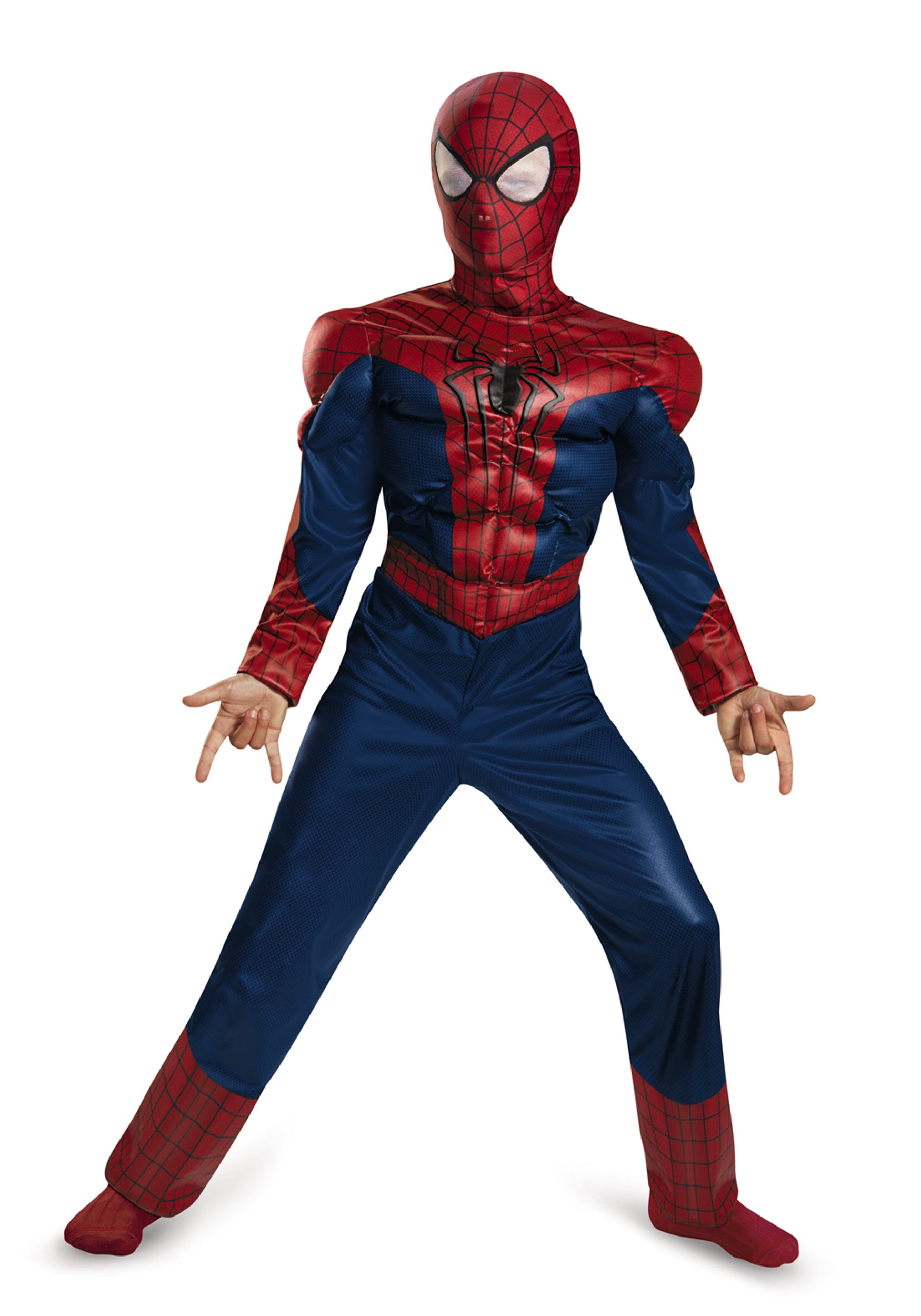 Child Spider-Man 2 Classic Muscle Costume  sc 1 st  Halloween Costumes & Child Spider-Man 2 Classic Muscle Costume - Halloween Costumes