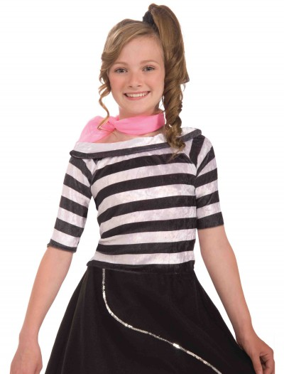 Child Striped Sock Hop Top buy now