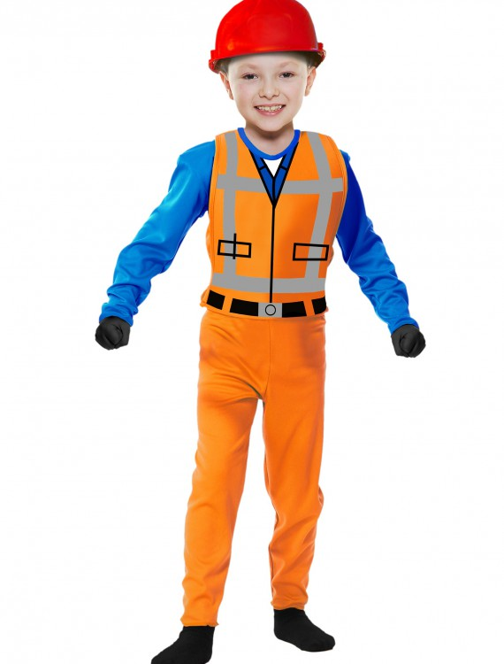 Child The Builder Costume buy now