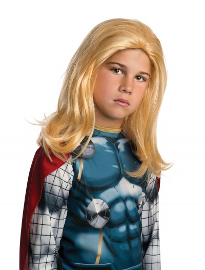 Child Thor Wig buy now