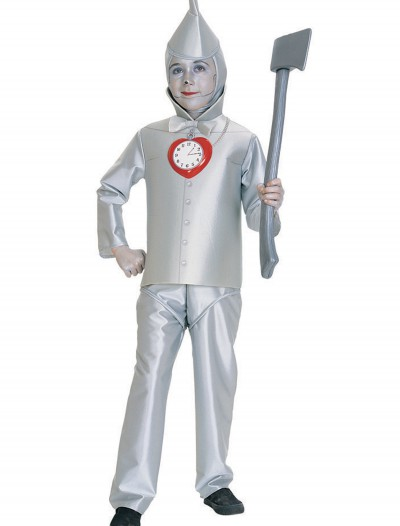 Child Tin Man Costume buy now
