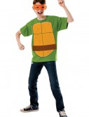 Child TMNT Michelangelo Costume Top buy now