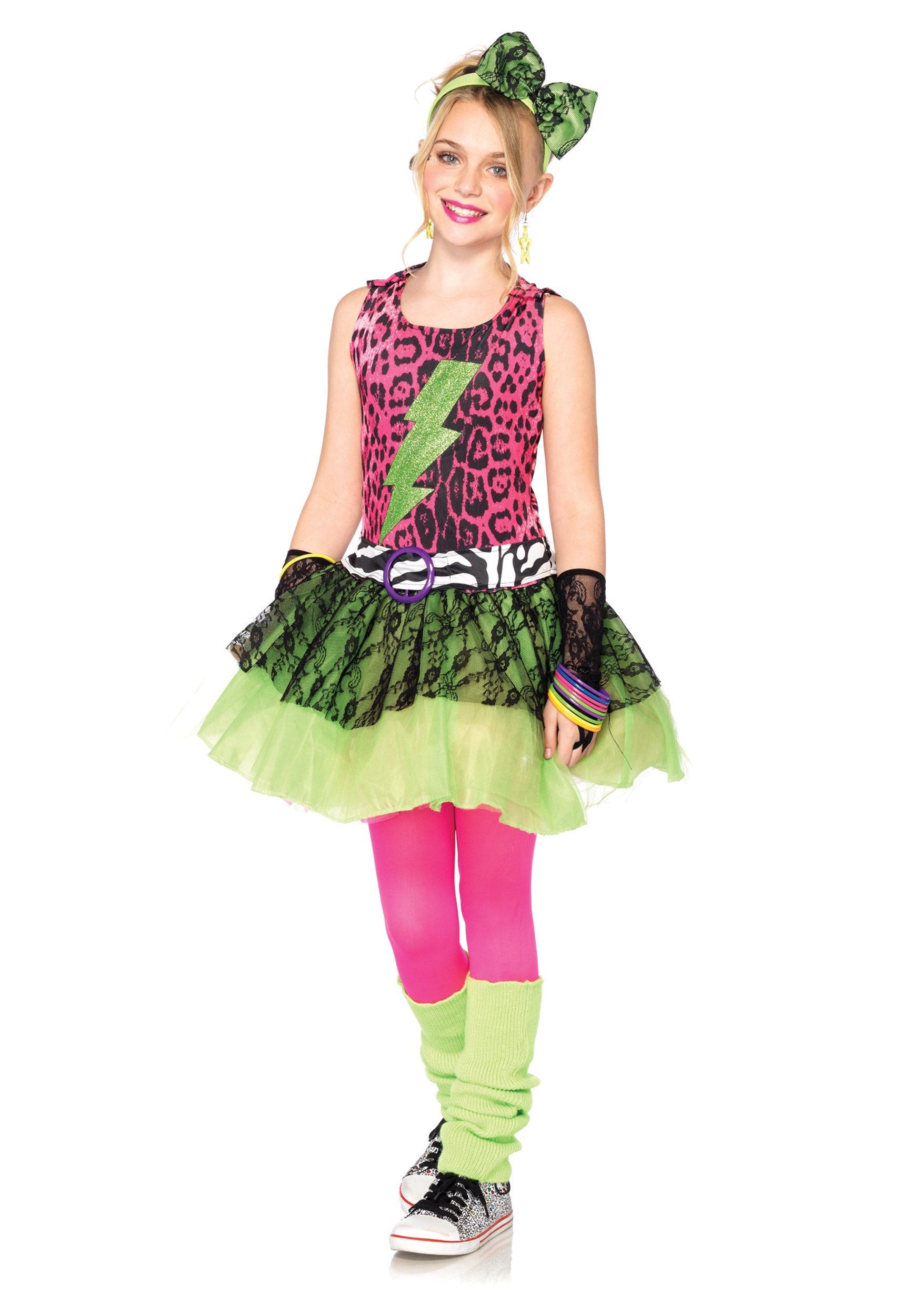 Child Totally 80s Amy Costume  sc 1 st  Halloween Costumes & Child Totally 80s Amy Costume - Halloween Costumes