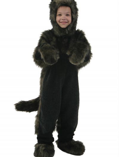 Child Black Dog Costume buy now