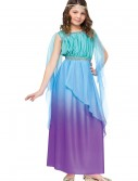 Child Tricolor Ombre Goddess Costume buy now