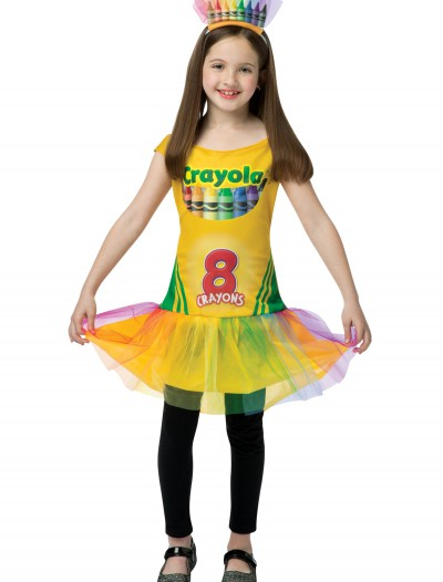 Child Tutu Crayon Dress buy now