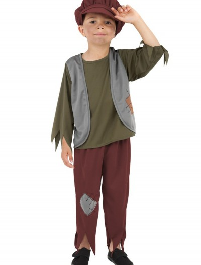 Child Victorian Poor Boy Costume buy now