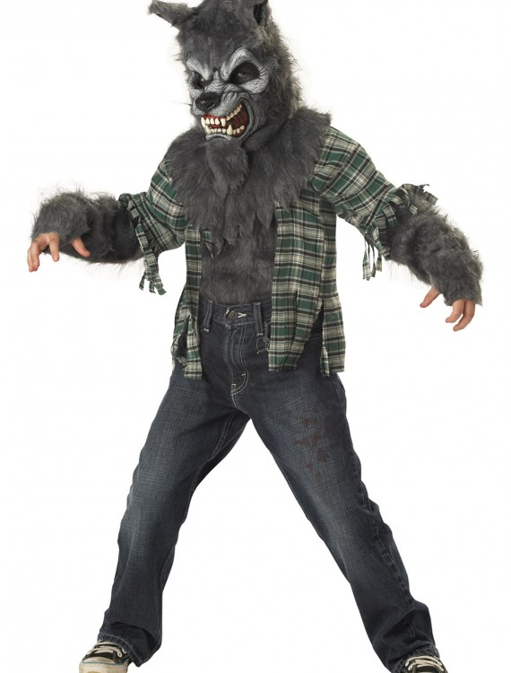 Child Werewolf Costume buy now
