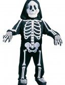 Child White Skeleton Costume buy now