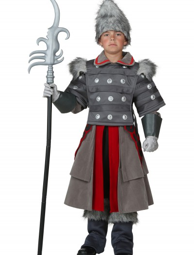Child Witch Guard Costume buy now