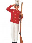 Child Wooden Soldier Costume buy now