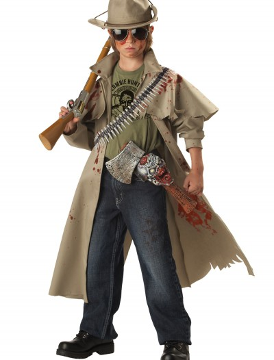 Child Zombie Hunter Costume buy now