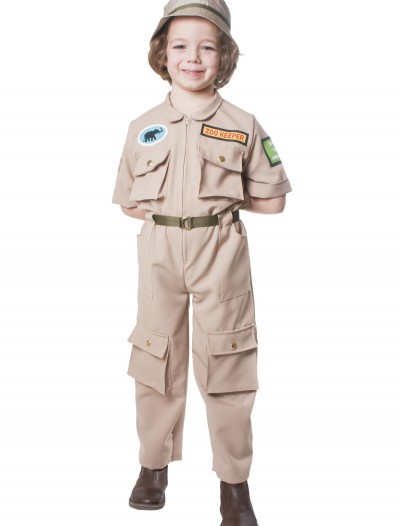 Child Zoo Keeper Costume buy now