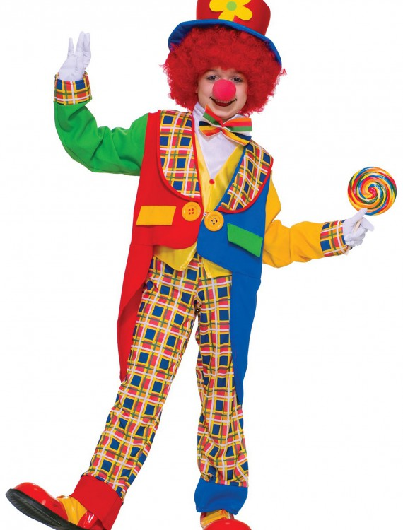 Children's Clown Costume buy now