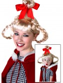Christmas Girl Wig buy now