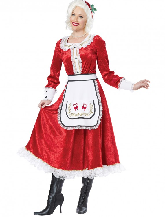 Classic Mrs. Claus Costume buy now