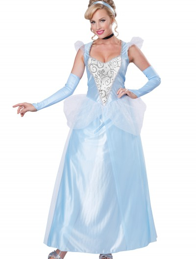 Classic Plus Size Cinderella Costume buy now