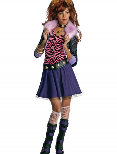 Clawdeen Wolf Costume buy now