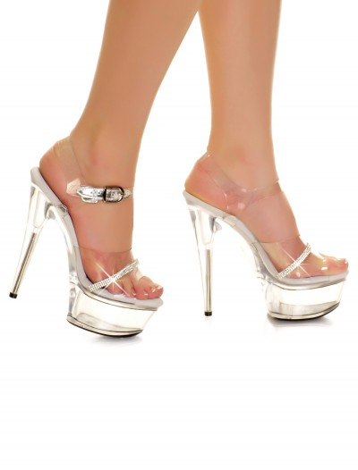 Clear Platform Heels buy now
