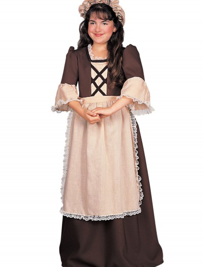 Colonial Girl Costume buy now