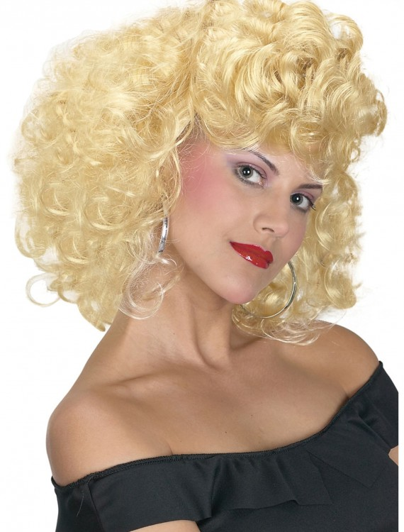 Sexy 50s Lady Wig buy now