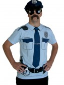 Cop Costume T-Shirt buy now