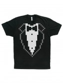 Costume 8-Bit Tuxedo T-Shirt buy now