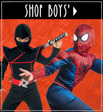 Boy's Halloween Costumes