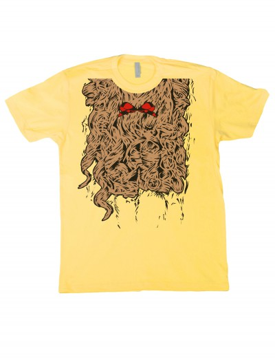 Curly Lion Costume T-Shirt buy now