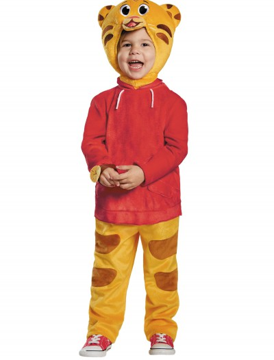 Daniel Tiger Deluxe Toddler Costume buy now