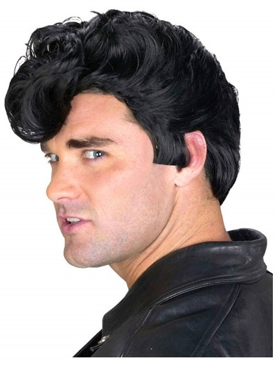Mens 50s Greaser Wig buy now