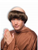Dark Brown Monk Wig buy now