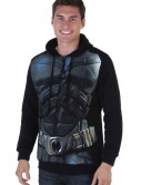 Dark Knight Mens Black Batman Hoodie buy now