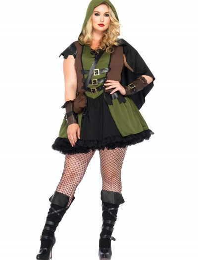 Darling Robin Hood Plus Size Costume buy now