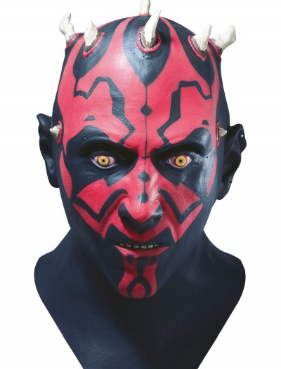 Darth Maul Deluxe Latex Mask buy now