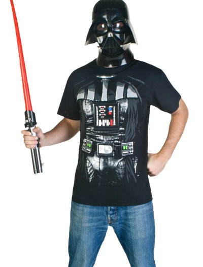 Darth Vader Costume T-Shirt buy now
