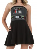 Darth Vader Costume Tube Dress buy now