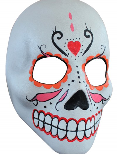 Day of the Dead Catrina Deluxe Mask buy now