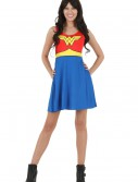 DC Comics Wonder Woman A Line Dress buy now