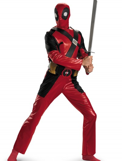 Deadpool Classic Adult Costume buy now