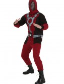Deadpool Costume Jumpsuit buy now