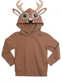 Deer Face Animal Hoodie buy now