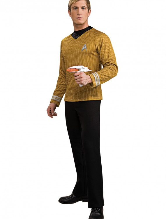 Deluxe Adult Captain Kirk Costume buy now